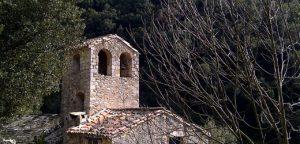 Santa Maria d'Escales, Montagut i Oix