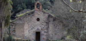 Ermita de Sant Aniol d'Aguja, Montagut i Oix