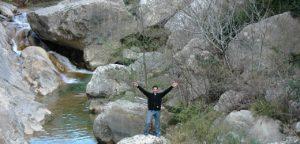Riera de Sant Aniol, Montagut i Oix