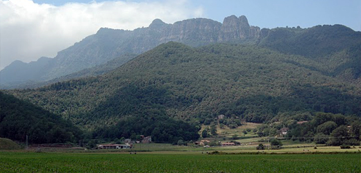 Bracons, La Vall d'en Bas,