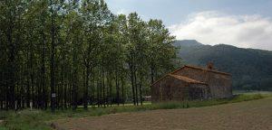 Ermita de Sant Quintí, la Vall d'en Bas