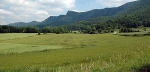 La plana, Vall d'en Bas