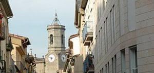 Carrer de Sant Rafel, Olot