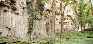 Cingles de Fontfreda, Vall de Bianya
