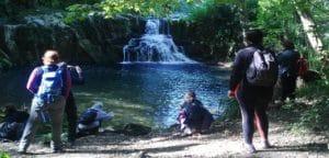 Ruta dels gorgs de Santa Pau, gorg de Can Cutilla