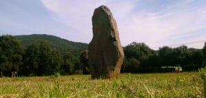 Ruta dels gorgs de Santa Pau, pedra del Diable